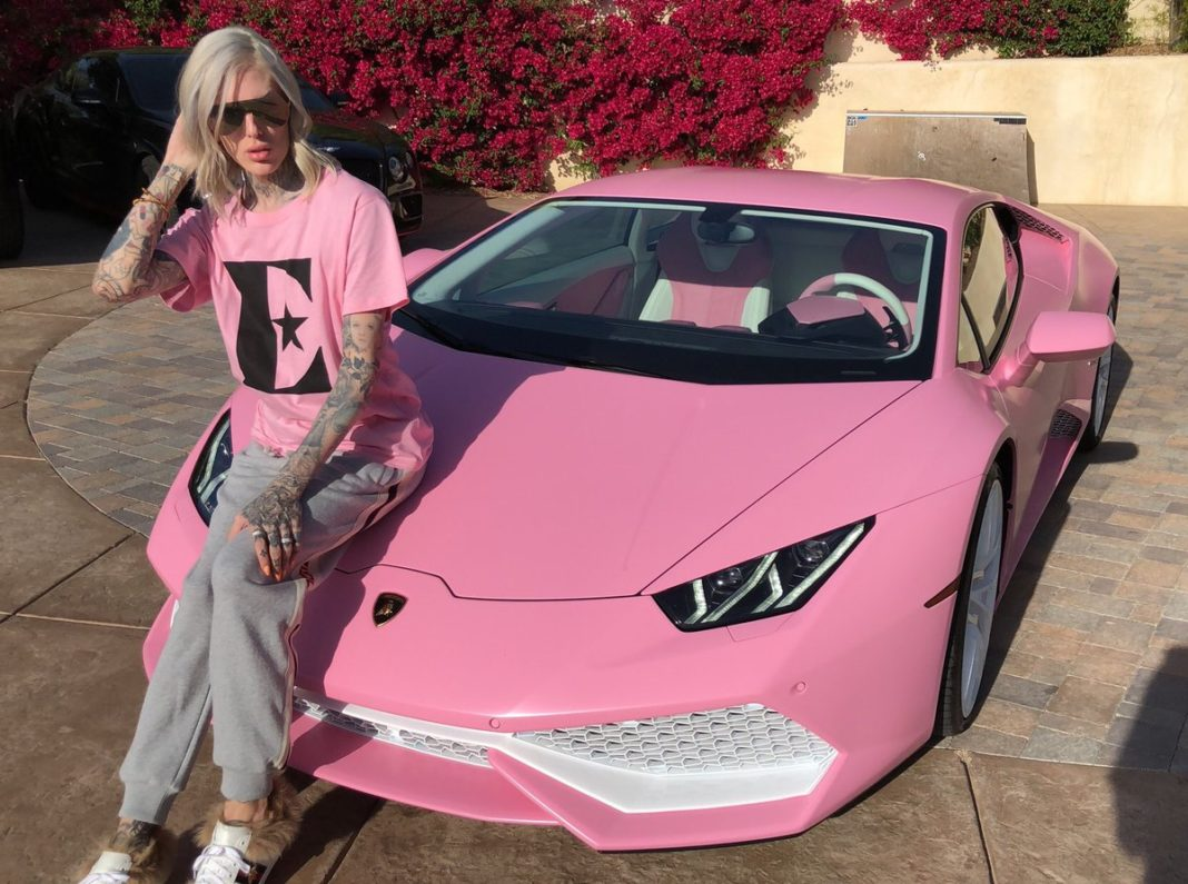 5 Most Amazing Cars From Jeffree Star S Instagram