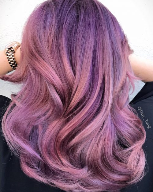 20 Hottest Ombré Hair Color Combinations of 2019 - Butterfly ...