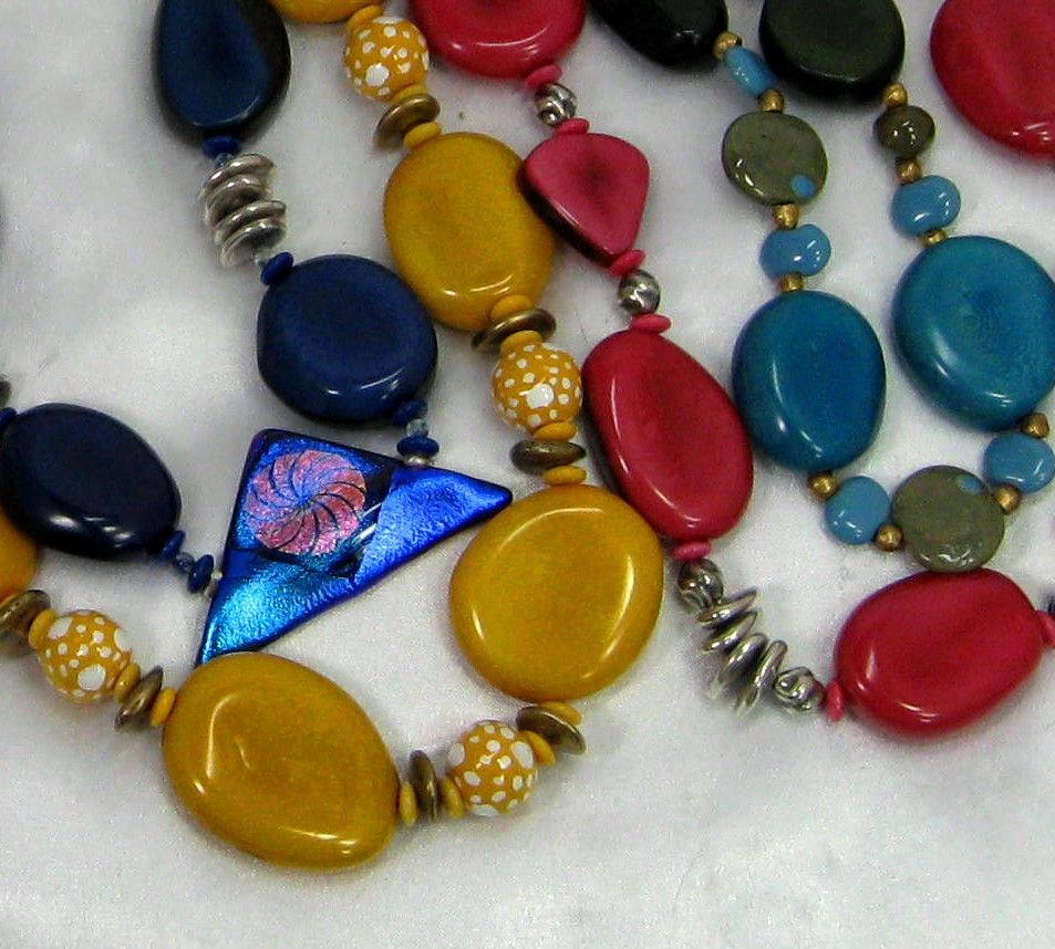 Tagua Jewelry Is Perfect To Enrich Your Collection