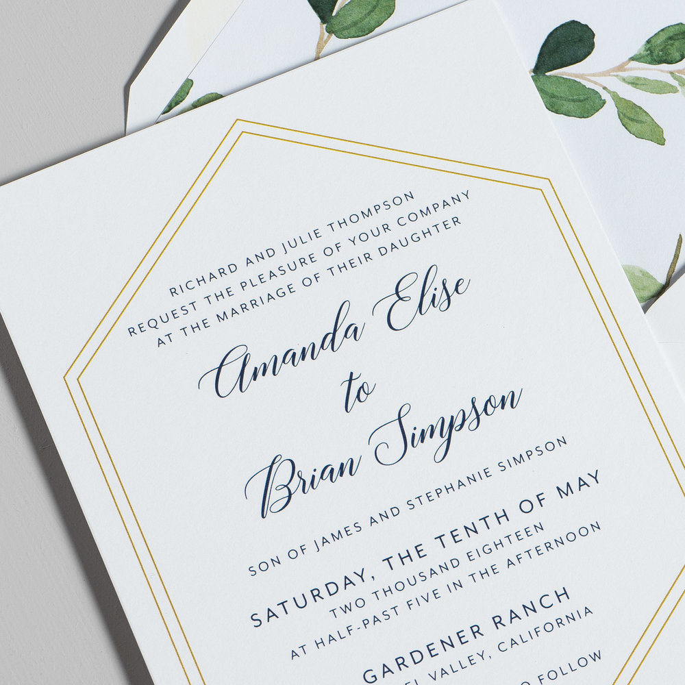 Why Wedding Invitations Should Be Just One Part Of Your