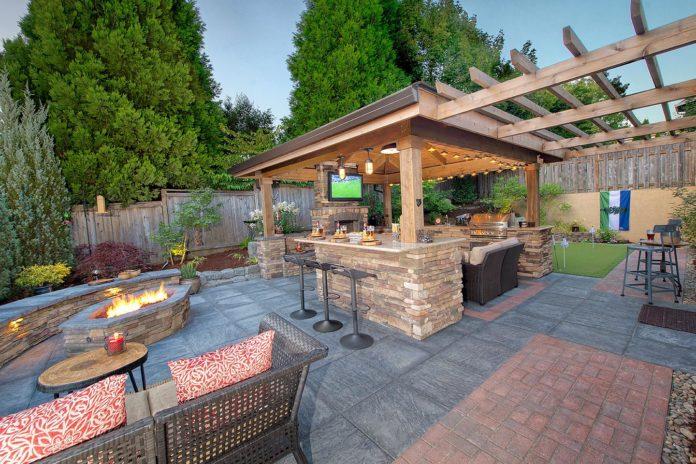 Modern Backyard Ideas for 2020 - Butterfly Labs